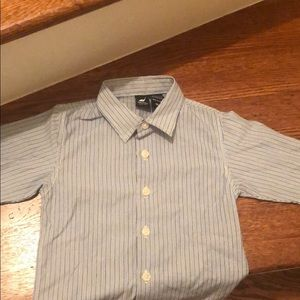Size 18M Nautica button down (Shirt only)
